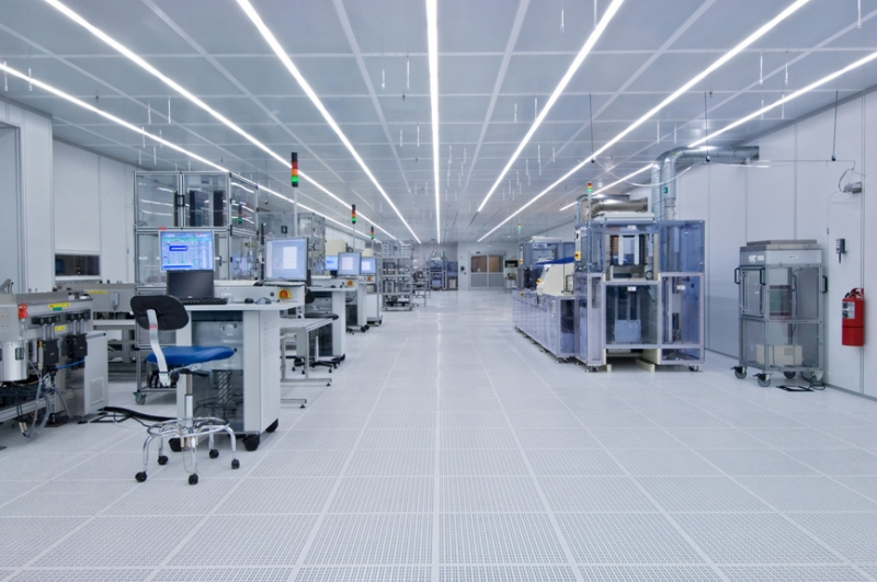 GE HEALTHCARE DIGITAL X-RAY FACILITY | Sustainability | Projects